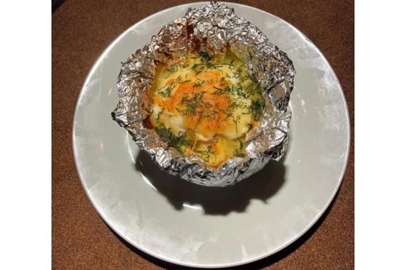 Картошка Антошка фото